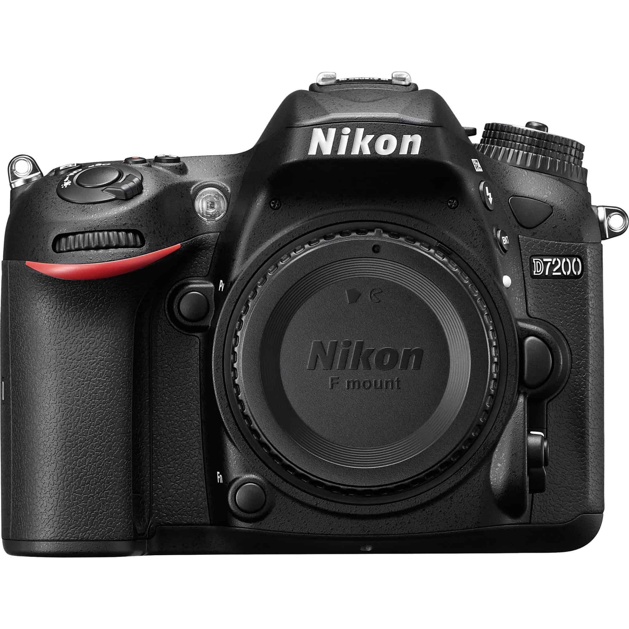 Nikon D7200 Body - Cordoba Digital